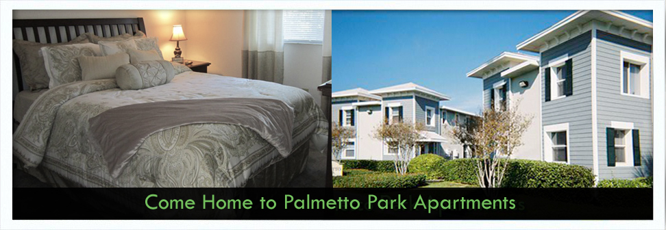 Palmetto Apartments bedroom