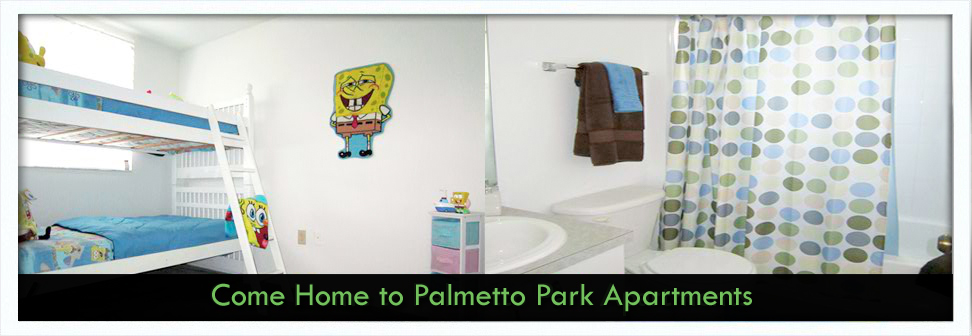 Palmetto Apartments Kids Room