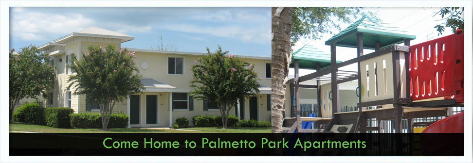 Palmetto Apartments Playground