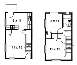 Evergreen Floorplan